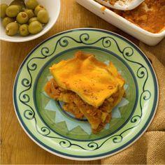 #Lasagne al tonno: un'ottima variante per chi non ama il #ragù di carne. - #ricetta