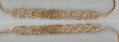 003 tut photo by Jewelry Knots, Macrame Jewelry, Macrame Bracelets, Jewelry Crafts, Macrame Tutorial, Bracelet Tutorial, Friendship Bracelet Patterns, Friendship Bracelets, Square Knot Bracelets