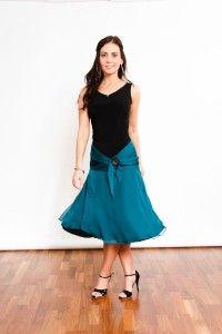 Tango Clothing, Dresses & Fashion   Essential Top   Black