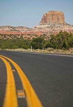 Entering Navajo Nation, Kaibito, Arizona Copyright: Fredrik Henriksen