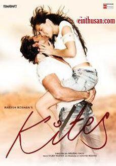 Kites Hindi Movie Online - Hrithik Roshan, B�rbara Mori and Kangana Ranaut. Directed by Anurag Basu. Music by Rajesh Roshan. 2010 [U/A] ENGLISH SUBTITLE