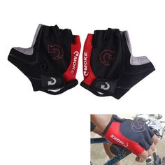 Cycling Gloves Half