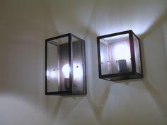 Lampada applique lanterna da esterno al led dionisio da giardino