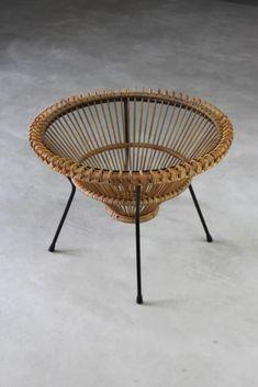 Albini Style Retro Coffee Table
