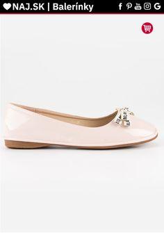 Lakované púdrové baleríny Ideal Shoes Tommy Hilfiger, Platform, Adidas, Flats, Shoes, Fashion, Flat Shoes Outfit, Shoes Outlet, Fashion Styles