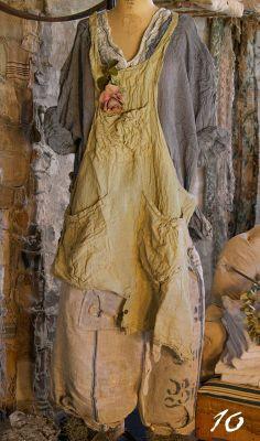 MP goldenrod dress