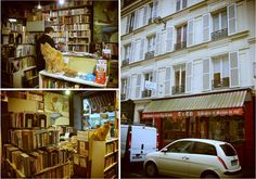 Tea and Tattered Pages in Paris, by http://guzelonlu.com/blog/?p=1174