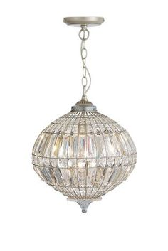 Buy Beaded Palais Pendant from the Next UK online shop