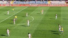 TIEMPO DE DEPORTE: Empate en Extremadura de Las Palmas Atlético (1-1)...