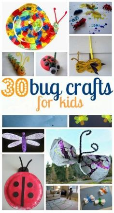 Do your kids love finding bugs under rocks? Have you ever gone on a bug hunt? Easy to explore then come back inside and create.