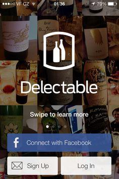 Delectable iOS app