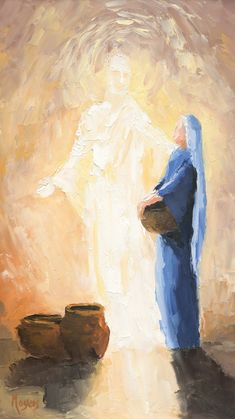 Super Ideas For Christmas Art Painting Backgrounds Lds Art, Bible Art, Catholic Art, Religious Art, Arte Lds, Christian Paintings, Christian Artist, Christian Artwork, Prophetic Art