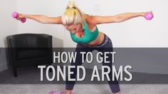 At-Home Arm Toner with Weights - Eat. Fit. Fuel.