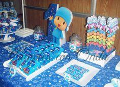 Adornos de pocoyo Birthday Cake, Children, Desserts, Party, Pocoyo, Ornaments, Hipster Stuff, Kids, Tailgate Desserts