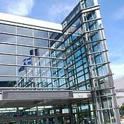 Centre des congrès de Québec - notre entrée principale! // Québec City Convention Centre - Our main entrance!