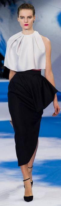 Christian Dior F/W 2013 RTW Paris FW