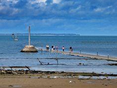 Visitez l'Ile de Noirmoutier en partant de Cholet Charentes, France, Marines, Netherlands, The Past, To Go, Germany, Camping, Island
