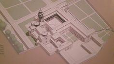 Chiesa di San Sisto a Piacenza.  Ricostruzione del complesso. Architetto Alessio Tramello.  1490-1511