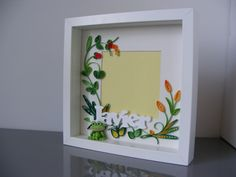 Quilling Photo Frames, Quilling Letters, Paper Quilling, Facebook Sign Up, Picture Frames, Paper Art, Origami, Cricut, Arts And Crafts