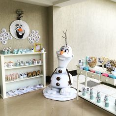 Beautiful Frozen Fever Birthday Party