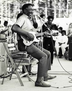"""McKinley Morganfield """"Muddy Waters"""" #Blues #Music @coke_archives"""