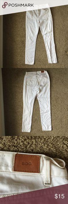 BDG Women's Jeans - Size 6 27W : 29L , 100% Cotton. Like New. High waist. BDG Jeans