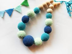 Turquoise and Friends by midnightcoiler on Etsy