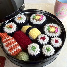 Crochet Sushi ☆