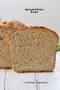 Vegan Sprouted Wheat