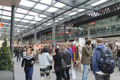 Spitafields Market en Londres