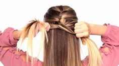 [Video link below] The classic French braid video is less than three minutes long and very well done and I love the sleaves of her top. The braiding in this video is not too difficult but it moves along at a nice clip so you can watch it and then give their techniques a try. …