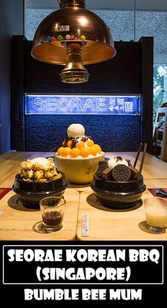 Seorae Korean BBQ - Plaza Singapura, Orchard Road, Singapore - Bumble Bee Mum
