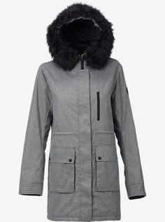 Burton Cabana Jacket | Shop!, Winter! and Women&