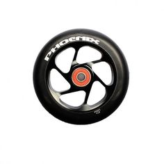 Phoenix 110mm 6-Spoke Wheel now in stock online exclusively at MyProScooter - https://www.myproscooter.com/shop/parts/wheels/phoenix-110mm-6-spoke-wheel/   Description: The Phoenix 110mm 6-Spoke Wheel is a should for an year-round freestyle scooter rider. If your in search of a wheel that gives each traction and flexi...