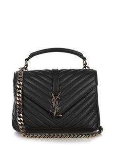 Collège medium quilted-leather cross-body bag | Saint Laurent | MATCHESFASHION.COM