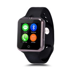 US $24.39 D3 Smart Watch  SIM/Bluetooth/Camera/Sync & Health Functions Order Now: http://xgizmo.co/products/d3-smart-watch-simbluetoothcameraphone-sync-health-functions/ #wearable
