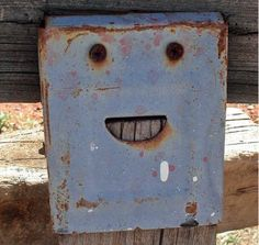 Inanimate Objects with Faces.