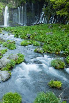 Shiraito Falls, Shizuoka, Japan