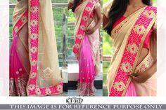 SFH Indian Bollywood Sari Designer Festival Lehenga Party Women Wedding KT-3127…