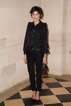AUDREY TAUTOU 2015 images and photo galleries - fameimages.com
