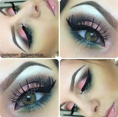 Rose Garden Eyeshadow Tutorial