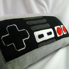 Cool Nintendo pillow!