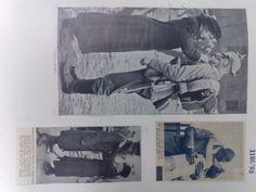 Soldiers' Farewells -- Brecht's personal CCC inspiration album (Brecht Berliner Archive)
