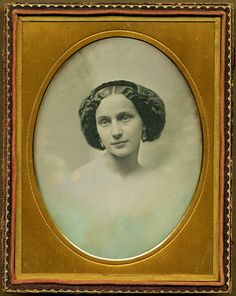 Unidentified Woman by Southworth & Hawes photography masters. Circa 1850 via Flickr