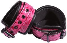 Sinful Adjustable Ankle Cuffs, Pink