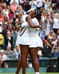 Congratulations Ladies!  #VenusWilliams #SerenaWilliams #Wimbledon  #BlackGirlMagic  #BlackExcellence  #iamrollingout