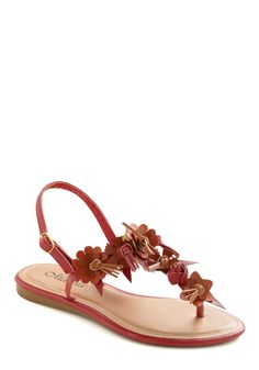 Roman Candles Sandals from Modcloth, $29.99