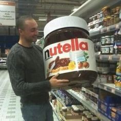 Must find..haha (even though I do not like Nutella)