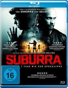 Suburra - 4.5/5 Sterne - DeepGround Magazine