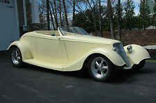 1934 Ford Other Alloway Chassis Rats Fiberglass Body